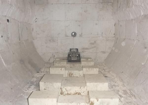 バッチ式ガス浸炭炉