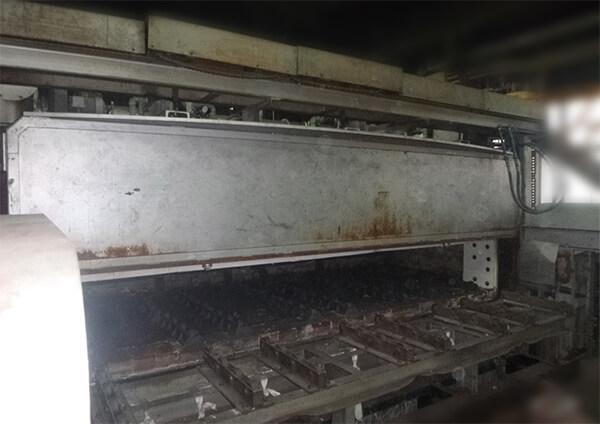 溶体化処理炉